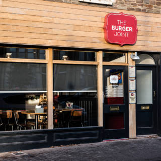 The Burger Joint – Fishponds, Bristol