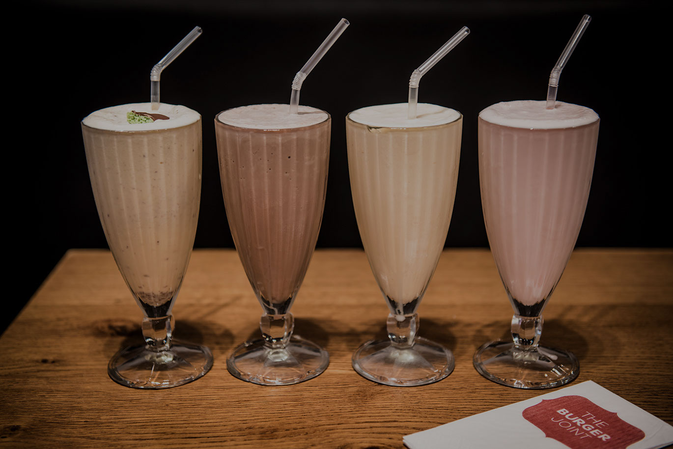 Awesome Milkshakes at The Burger Joint, Bristol