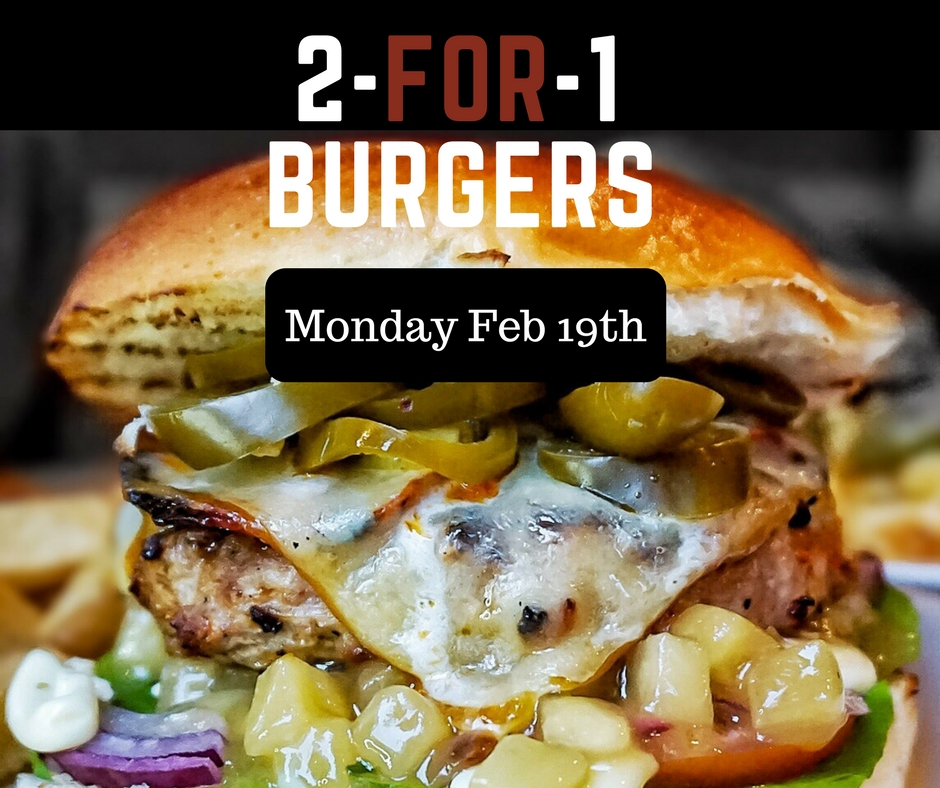 Amazing burger deals in Bristol –  2 for 1 is back!