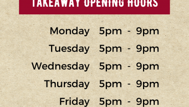 We continue to be open 7 nights a week at our Bedminster Restaurant!!